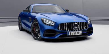 Mercedes wertet den AMG GT auf