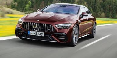 Facelift für den Mercedes AMG GT 4-Türer