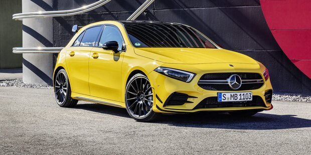 Mercedes bringt den AMG A 35 4Matic