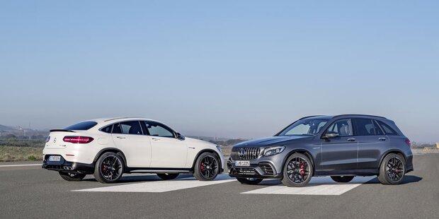Mercedes bringt stärkste Kompakt-SUVs der Welt