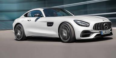 Facelift für AMG GT und neuer GT R Pro