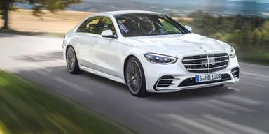 So viel kostet die neue Mercedes S-Klasse