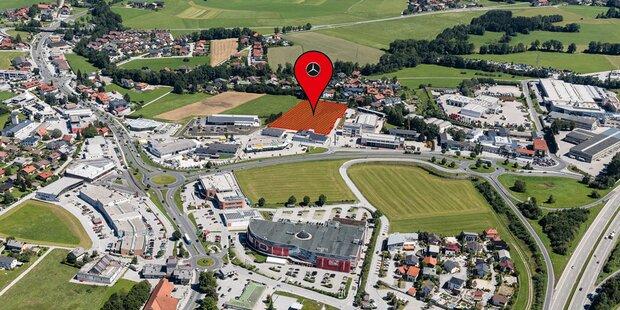Mercedes hält an Österreichzentrale fest