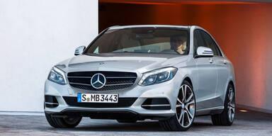 So kommt die neue Mercedes C-Klasse