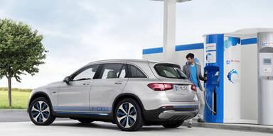 Mercedes stampft Brennstoffzellen-SUV ein