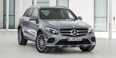 Das ist der neue Mercedes GLC