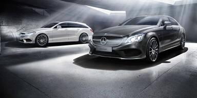 Mercedes bringt den CLS Final Edition