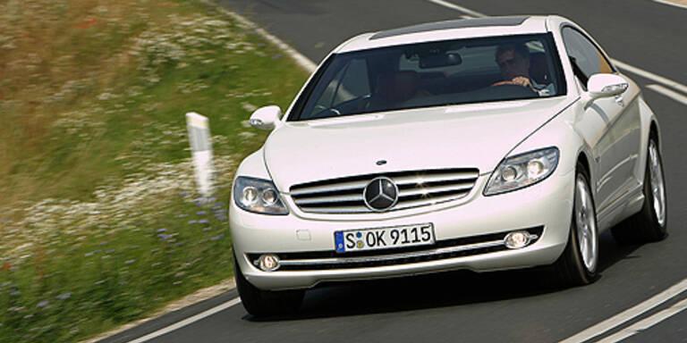 Mercedes präsentiert neues Coupé