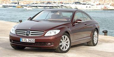 Mercedes CL 4