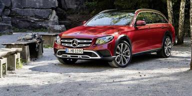 Mercedes bringt die E-Klasse All Terrain