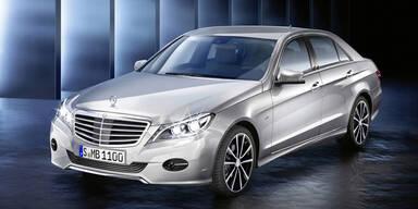Mercedes bringt 2013 überarbeitete E-Klasse