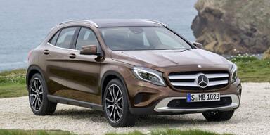Das kostet der Mercedes GLA