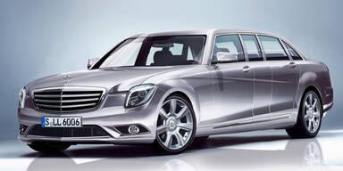 Mercedes bringt die Super-S-Klasse
