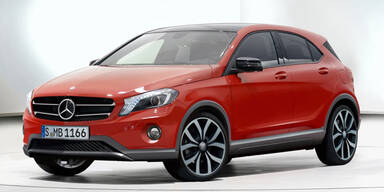 X-Klasse: Mercedes greift Polo-Klasse an