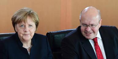 Merkel Altmaier
