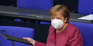 Merkel: 'Das Virus verzeiht kein Zögern'