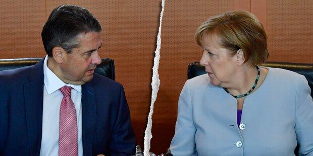 G-20-Gewalt: Deutscher Koalitionsstreit eskaliert