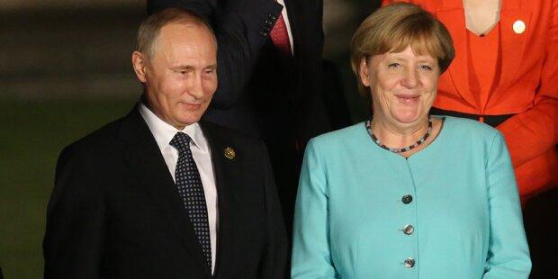 Wladimir Putin will Merkel stürzen