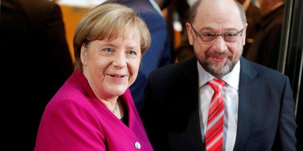 """Comeback für die """"GroKo"""" in Deutschland"""