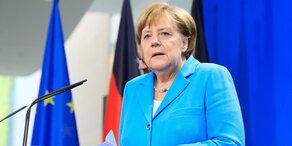 Merkel: Krisensitzung nach Asyl-Streit