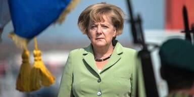 Eklat um Merkel-Jacke bei Athen-Besuch