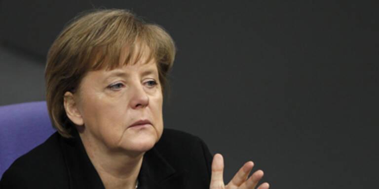 Angela Merkel will schnelleren Umstieg auf Öko-Strom