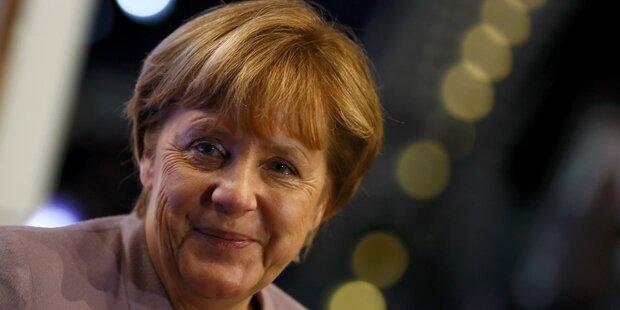 Merkel froh über Van der Bellens Wahl