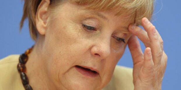 Rätsel um Einbruch in Merkels Büro