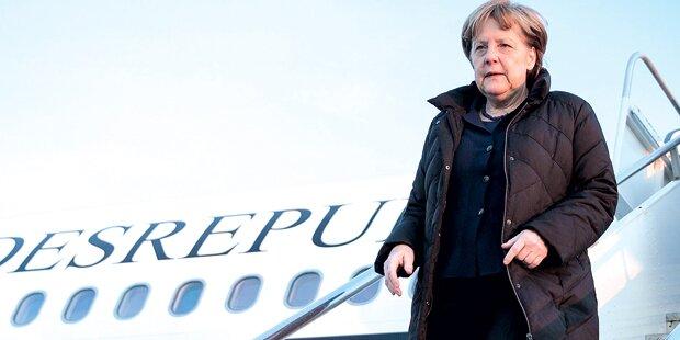 Merkel: Grenzschließungen sind eine