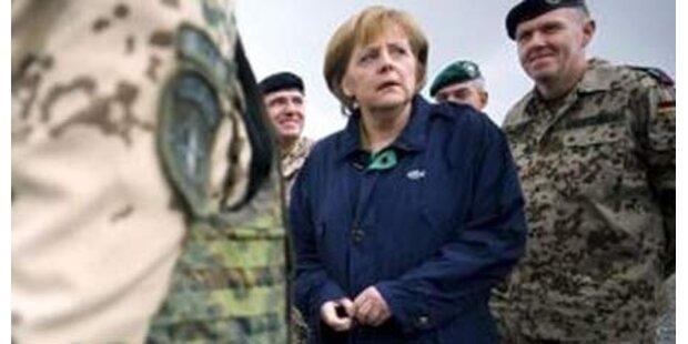 Merkel entging Taliban-Anschlag knapp