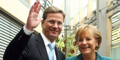 Merkel_Westerwelle