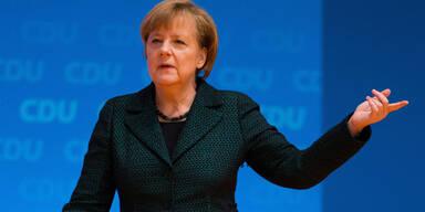 Merkel: Euro-Austritt der Griechen möglich