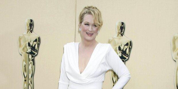 Meryl Streep bekommt Ehrenbären