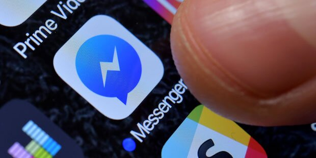 Facebook-Messenger derzeit gestört