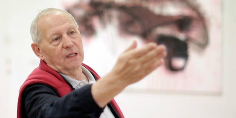 Jürgen Messensee im Wiener Kunstforum