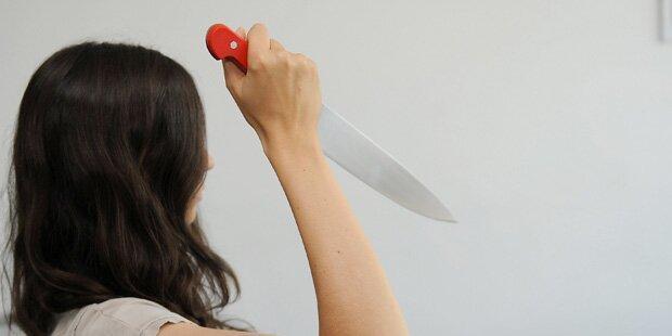 Messer-Attacke von Frau (47) in Steyr auf Lebensgefährten