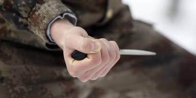 Mordversuch mit Messer in Spielberg