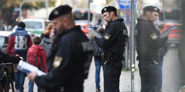 Münchner Messer-Mann ist polizeibekannt