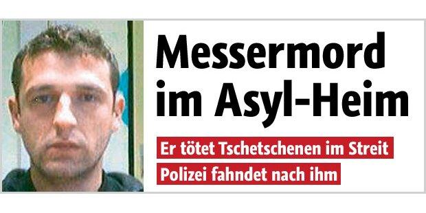 Asyl-Heim: Feier endet mit Mord