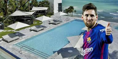 Lionel Messi kauft sich Luxus-Wohnung – in Miami!