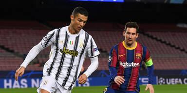Nach Messi: Jetzt will Paris auch noch Ronaldo!