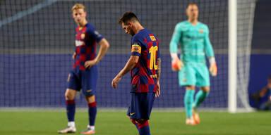 Knalleffekt: Messi will von Barça weg