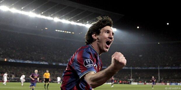 Ist Messi besser als Pele und Maradona?