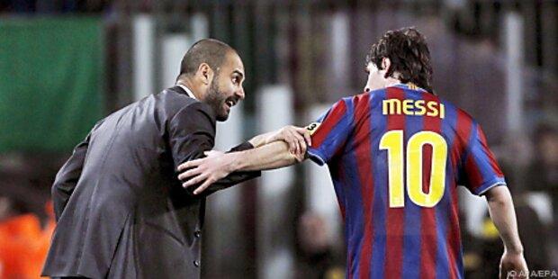 Alle verneigten sich vor Barcas Superstar Messi