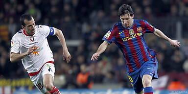 Messi und Co. siegten 2:0