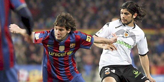 Real weiter in Front - Messi-Hattrick für Barca