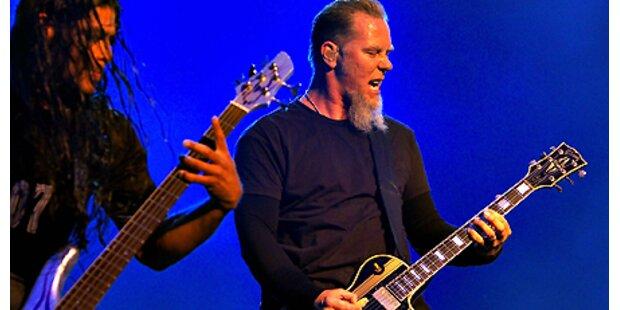 Metallica setzt Belohnung aus