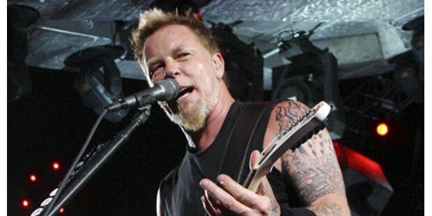 Metallica live, AC/DC ausverkauft