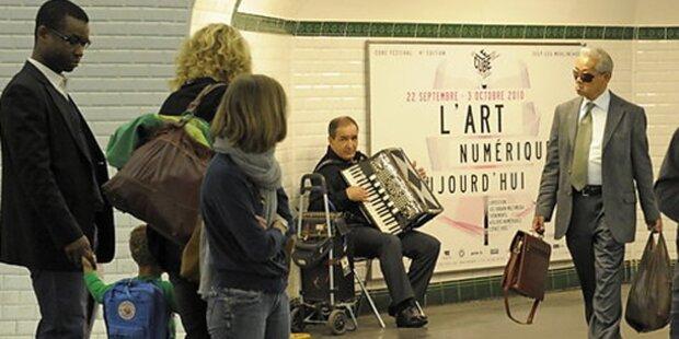 Ganz Paris sucht den Metro-Star