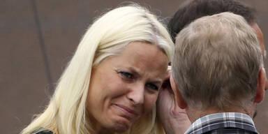 Mette-Marit weint Oslo